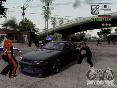Close Doors for Cars для GTA San Andreas третий скриншот