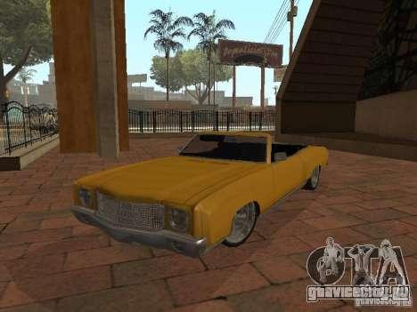 1970 Chevrolet Monte Carlo для GTA San Andreas