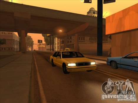 Кровь на машине v2 для GTA San Andreas второй скриншот