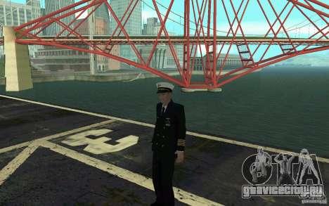 Admiral HD для GTA San Andreas пятый скриншот