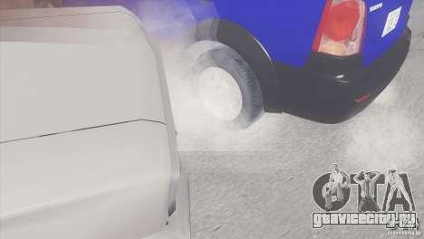 Kia Sorento для GTA San Andreas вид справа