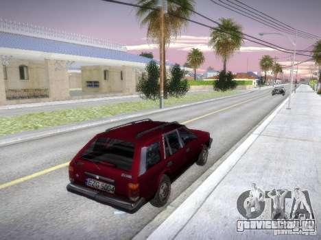 Nissan Bluebird Wagon для GTA San Andreas вид справа