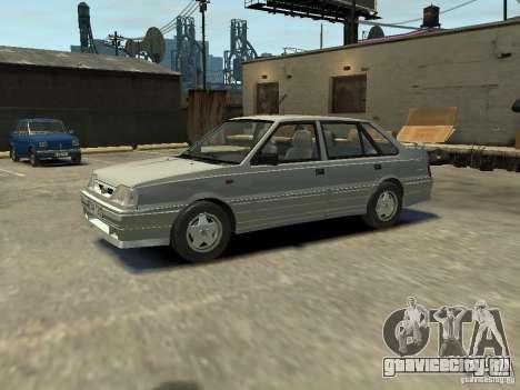 FSO Polonez Atu для GTA 4