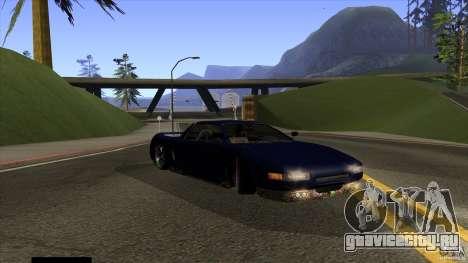 Infernus v3 by ZveR для GTA San Andreas