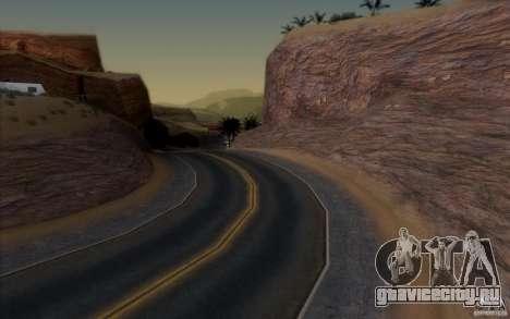 RoSA Project v1.0 для GTA San Andreas девятый скриншот
