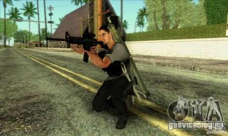 Jack Rourke для GTA San Andreas третий скриншот