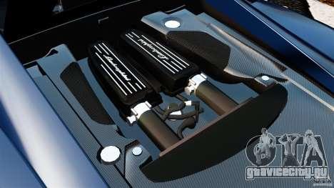 Lamborghini Gallardo LP570-4 Superleggera Police для GTA 4 вид сбоку