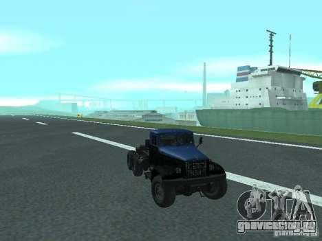 ЯАЗ 214 для GTA San Andreas