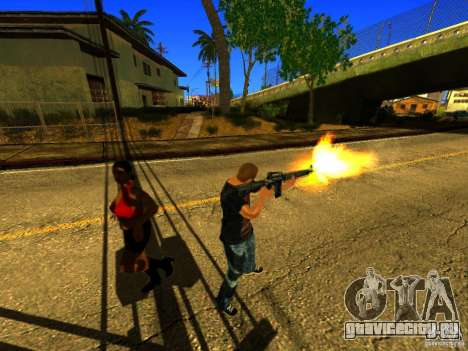 Amazing Screenshot 1.0 для GTA San Andreas