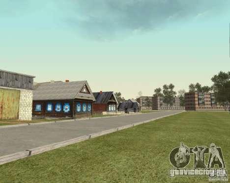 Новый район Поле Чудес для GTA San Andreas третий скриншот