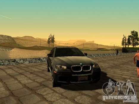 ENBSeries v1.2 для GTA San Andreas шестой скриншот