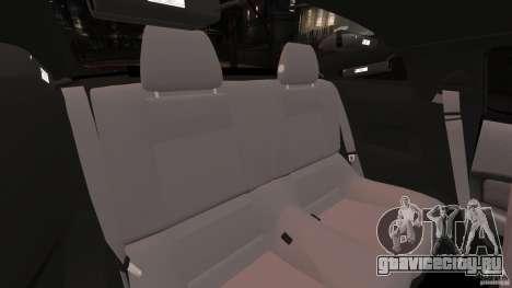 Ford Mustang 2013 Police Edition [ELS] для GTA 4 вид сбоку