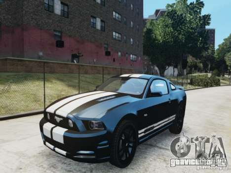 Ford Mustang GT 2013 для GTA 4