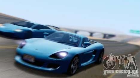 SA Beautiful Realistic Graphics 1.6 для GTA San Andreas девятый скриншот