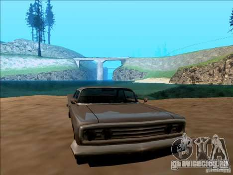 ENBSeries v1.1 для GTA San Andreas четвёртый скриншот