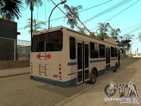 МТрЗ 5279 для GTA San Andreas вид сзади слева
