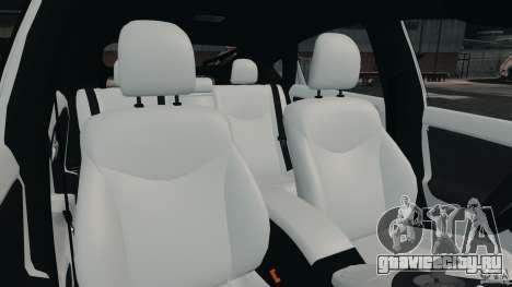 Toyota Prius NY Airport Service для GTA 4 вид изнутри