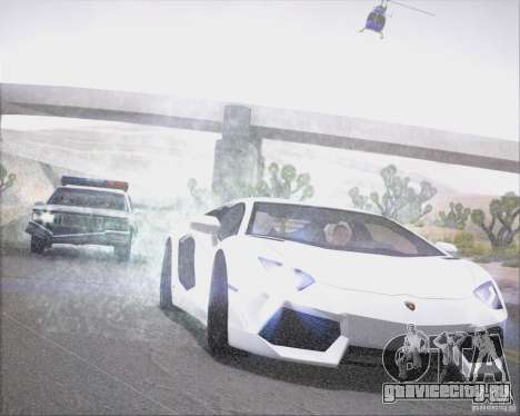SA_NGGE ENBSeries v1.2 Final для GTA San Andreas двенадцатый скриншот