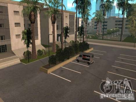 Parking Save Garages для GTA San Andreas третий скриншот