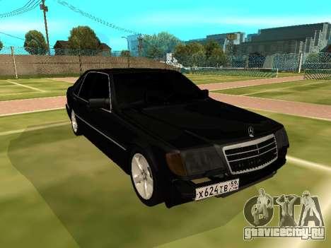Mercedes-Benz S400 SE W140 для GTA San Andreas