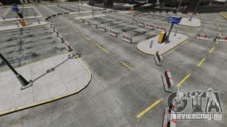 Дрифт-трек у аэропорта для GTA 4