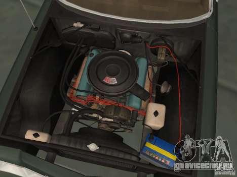 Dodge Monaco 1974 для GTA San Andreas вид сбоку