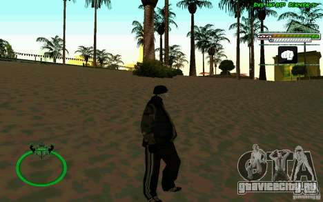 Bomje & Gop для GTA San Andreas третий скриншот