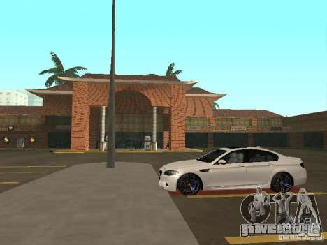 New Chinatown для GTA San Andreas девятый скриншот