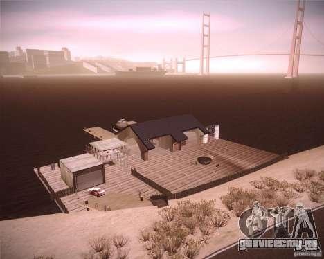 Beach House для GTA San Andreas