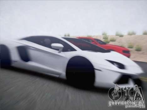 SA_NGGE ENBSeries v1.2 Final для GTA San Andreas второй скриншот