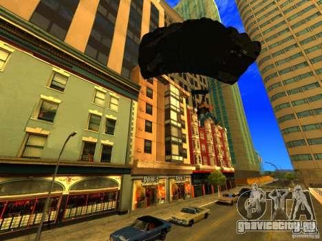 Global Parachute Mod для GTA San Andreas четвёртый скриншот