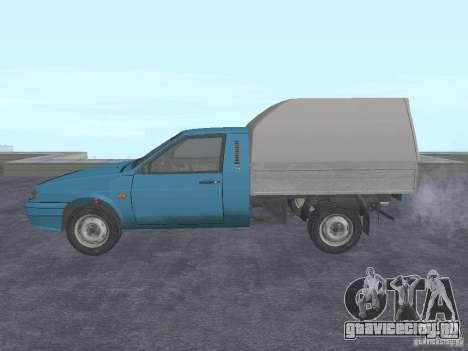ВИС 2347 для GTA San Andreas вид сзади слева