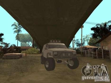 Jeep Cherokee 1984 v.2 для GTA San Andreas
