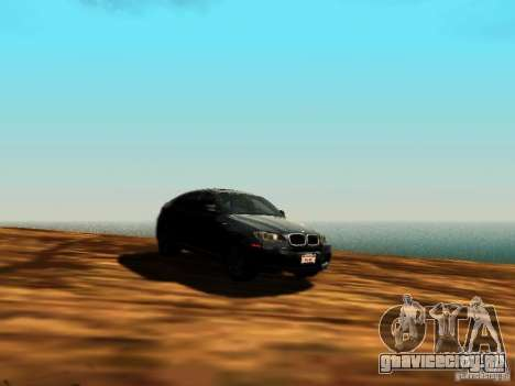 ENBSeries v1.2 для GTA San Andreas девятый скриншот