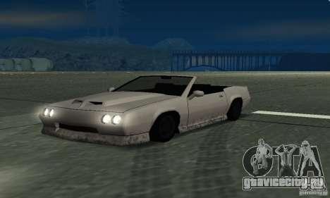 Buffalo Cabrio для GTA San Andreas