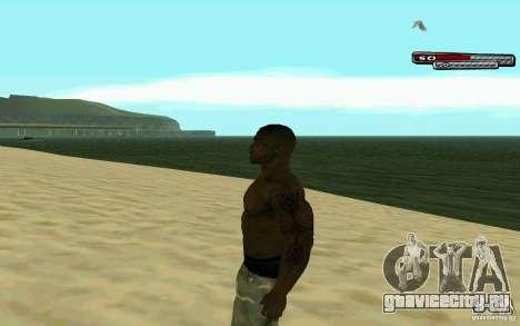 James Woods HD Skin для GTA San Andreas второй скриншот