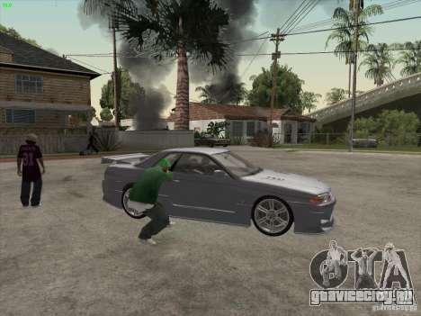 Close Doors for Cars для GTA San Andreas второй скриншот