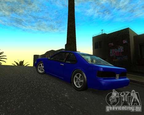 Khord ThunderWing для GTA San Andreas вид слева