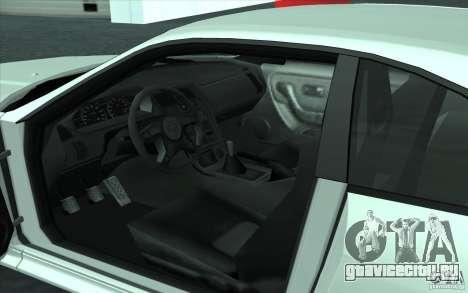 Nissan Skyline GT-R R-33 для GTA San Andreas вид справа