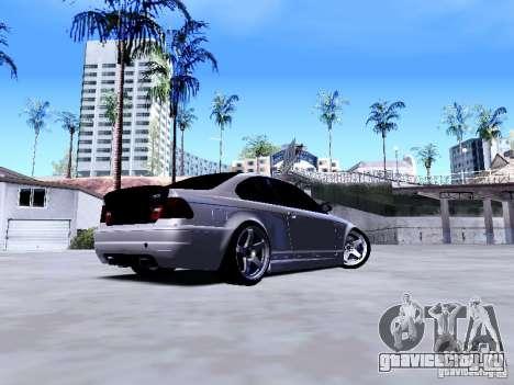 BMW 318i E46 Drift Style для GTA San Andreas вид справа