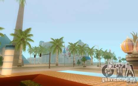 ENBSeries By Eralhan для GTA San Andreas пятый скриншот