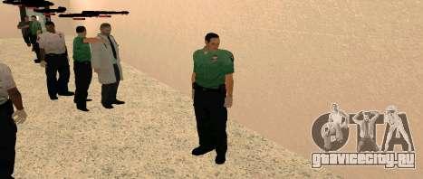 Medic Pack для GTA San Andreas третий скриншот