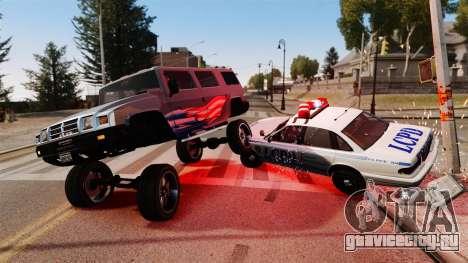 Monster Patriot для GTA 4