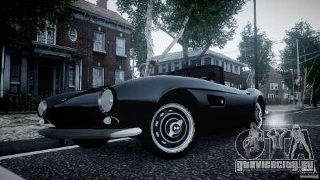 BMW 507 1959 для GTA 4 вид справа