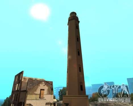 Real New San Francisco v1 для GTA San Andreas