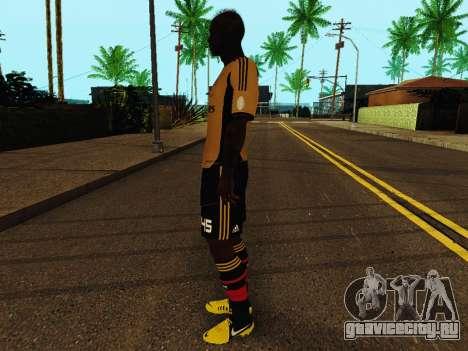 Марио Балотелли v3 для GTA San Andreas третий скриншот