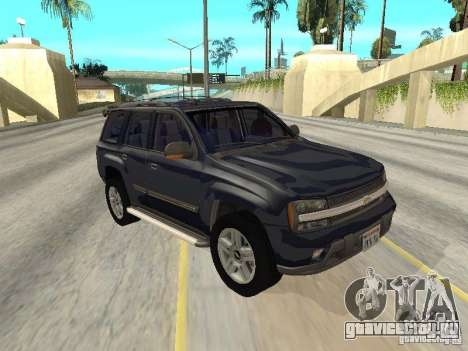 Chevrolet TrailBlazer 2003 для GTA San Andreas