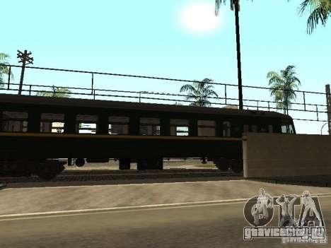 ЭР2Р-7750 для GTA San Andreas вид слева