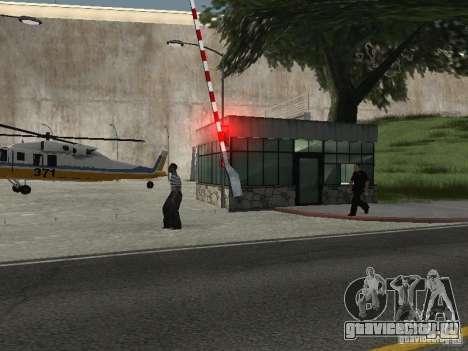 Автобусный парк версия V1.2 для GTA San Andreas второй скриншот