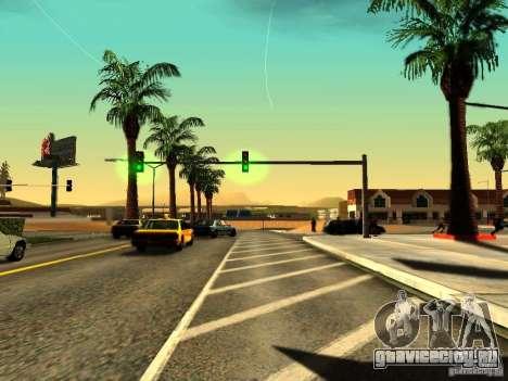 ENBSeries v1.2 для GTA San Andreas второй скриншот